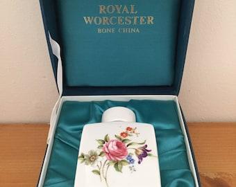 Vintage Royal Worcester Scent Bottle