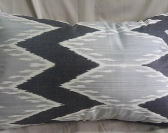 "16""×24"" 40×60 cm Hand Woven Anatolian  Pillow Cushion Cover Decorative Pillow Silk İkat Pillow Home İnterior"