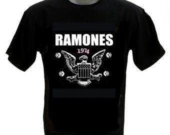 Ramones  T-shirt (838)