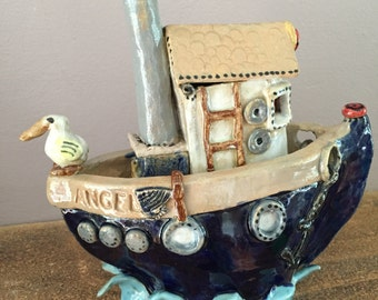 TUG BOAT.....(made to order ONLY)