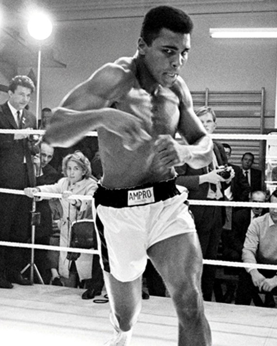 a biography of muhammad ali the legendary boxer Muhammad ali, the legendary boxer who has died at 74, made us laugh, curse, cheer, and cry most important, he made us brave.