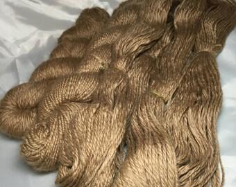 Baby Camel Handspun Yarn