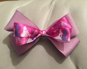 Disney Princess Inspired Hair Bow