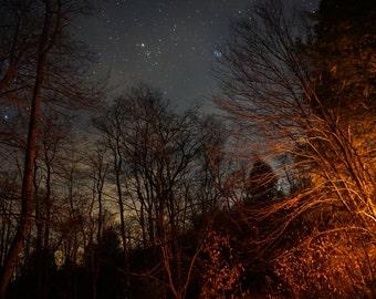 starlight by firelight