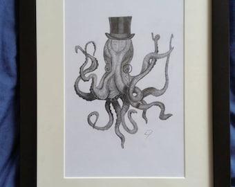 Release the Kraken? - Print