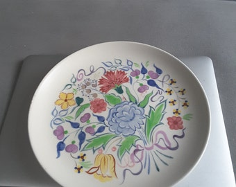 Poole Pottery Plate