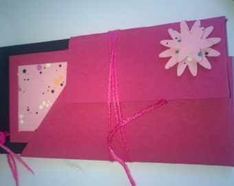 Gift tags - pink range