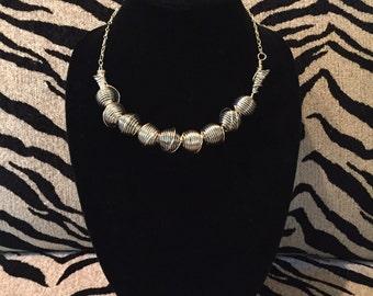 Shiny Silver Necklace