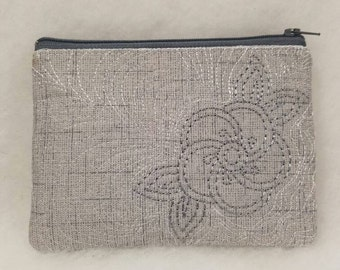 COIN PURSE/ cosmetic bag