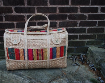 Mexican Duffle Bag
