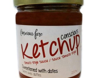 Conscious Ketchup