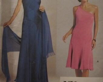 Pattern Vogue NY 2703 evening dress