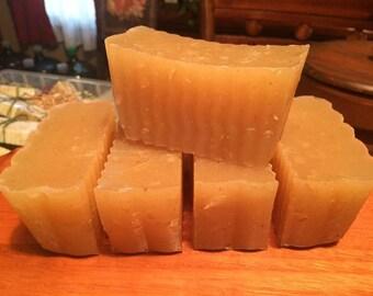 Cinnamon Honey and Oats Soap