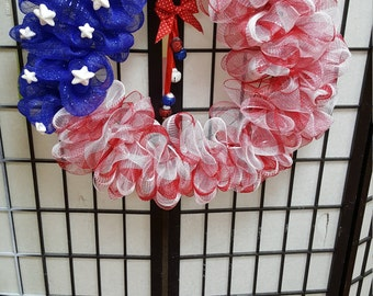 Memorial day and Spring wreaths