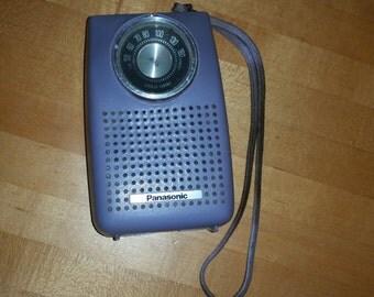 Panasonic Transistor Radio 1970's