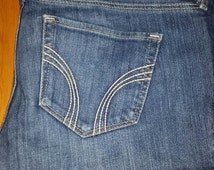 Hollister Size 7R Stretch Jeans