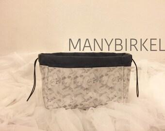 Dark Marbelian: Bag Organizer
