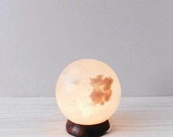 Himalayan salt lamp - Sphere