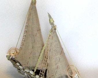 driftwood,little boat