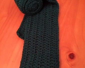 Crochet scarf, woman's gift, birthday present