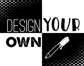 Design Your Own - Set of 4