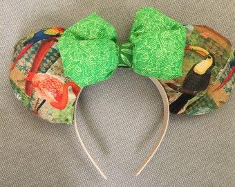 Tiki Room Ears
