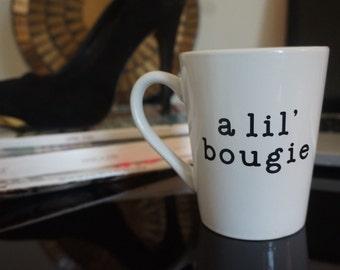 a lil bougie Coffee Mug