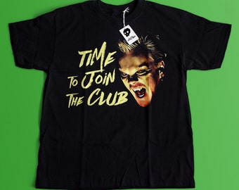 The Lost Boys Shirt - Time To Join Our Club - 80's Horror Movies