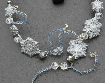 Winter Storm Necklace