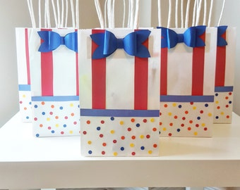 Clown / Circus Theme Loot Bags