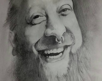 """Custom Hand Drawn Portraits!!! """"PRICES RANGE FROM 50.00 to 200.00"""""""