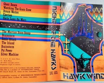 Hawkwind Etsy