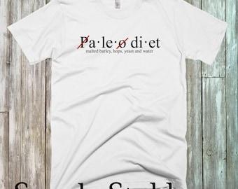 Beer T-Shirt - Ale Diet