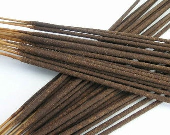 "Incense Sticks 19"" Jumbo Large Big Handmade 30pk You Pick Scent Scentimentals Candle Co"