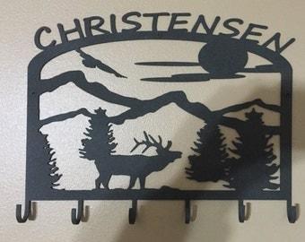 Custom Key/Coat Wall Hanger