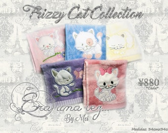 Frizzy Cat Collection-once upon a time ... By Mel