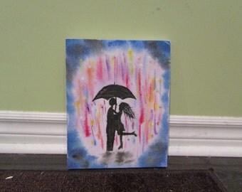 Romancing in the Rain