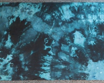 Hand Dyed Fabric 216