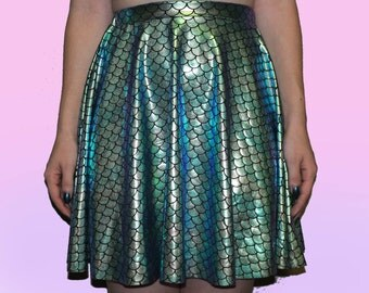 Marilyn Iridescent Skirt