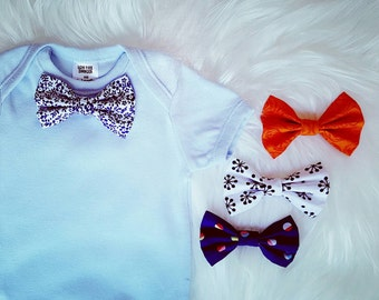 Baby Boy Bow Tie Set