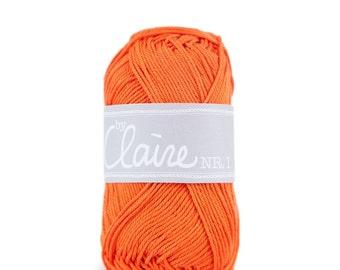 Claire's no. 1 orange