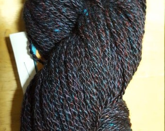 Black Fire - Alpaca/Bamboo Blend Yarn