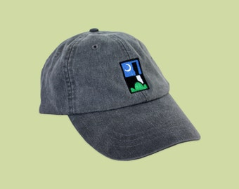 Sullivan's Island Hat (Faded Black)