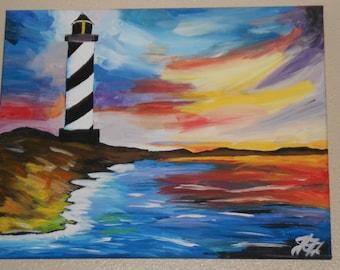 Oceanside Lighthouse