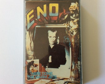 ENO - Here Come the Warm Jets cassette (EG)