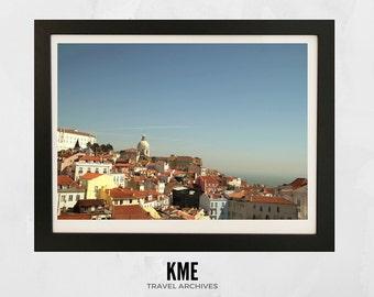 Lisbon, Portugal: Print 025