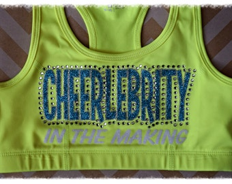Cheerlebrity In The Making