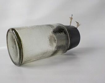 Vintage USSR lamp - Industrial factory  Lamp