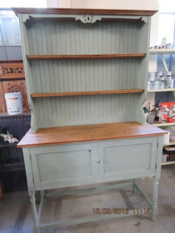Oak French Dresser