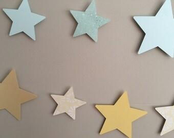 Star Garland - 7ft